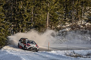 WRC Leg report Sweden WRC: Latvala closes in on first win with Toyota