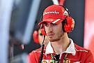 Le Mans Ferrari-Kader für Le Mans 2018: Giovinazzi kommt an Bord