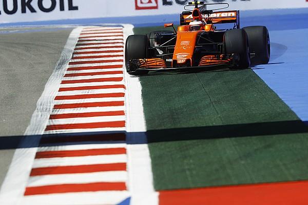 Vandoorne troca motor e sofre punição no GP da Rússia