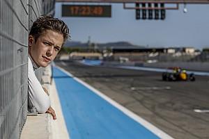 EUROF3 Ultime notizie Sacha Fenestraz debutta in F3 con la Carlin al Nurburgring