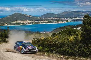 WRC Resumen de la etapa Ogier es el nuevo líder del Rally de Portugal y Sordo mantiene el podio