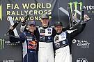 World Rallycross Belçika WRX: Hansen'ı yenen Kristofferson zaferin sahibi
