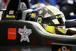 F3 Europe Breaking news Norris gets F1 test with McLaren in Portugal