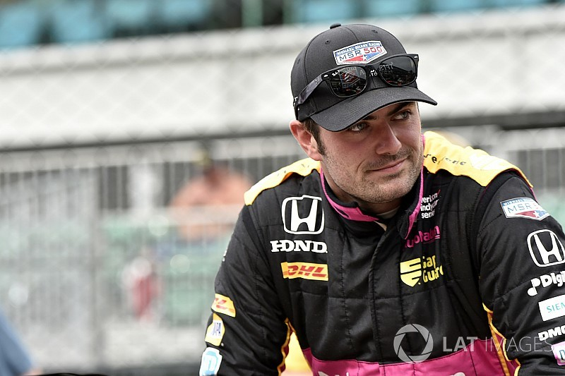 Harvey lands SPM IndyCar seat for Watkins Glen, Sonoma