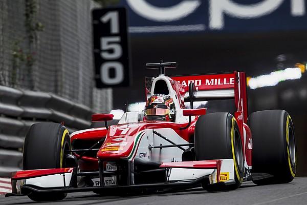 FIA F2 Qualifying report F2 Monako: Leclerc cetak pole di kandang, Gelael start ke-10