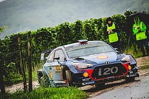 WRC Новость Невилль сошел с дистанции Ралли Германия