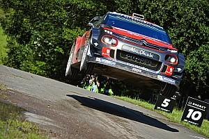 WRC Nieuws Citroën: inzet Meeke in Catalonië nog onduidelijk
