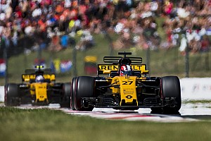 La Renault porterà delle novità alla power unit a Spa e Monza