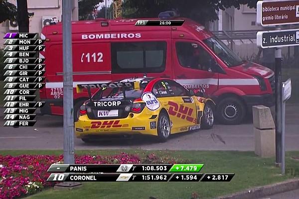 WTCC FIA, Coronel'in Vira Real kazasını araştıracak