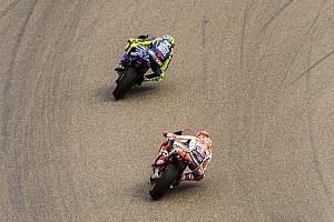 Márquez lidera el tercer libre y Rossi pasa a la Q2