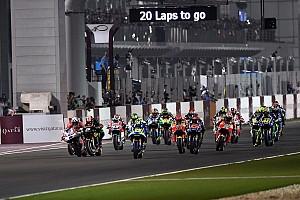 MotoGP News MotoGP-Katar 2018: Neuer Wochenend-Zeitplan vorgesehen