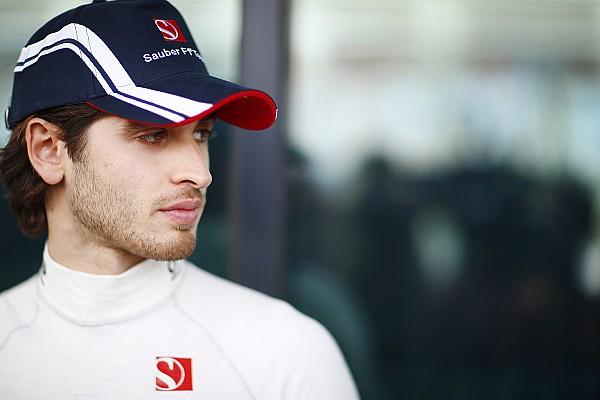Forma-1 BRÉKING Kínában és Bahreinben is Giovinazzi versenyezhet a Saubernél?