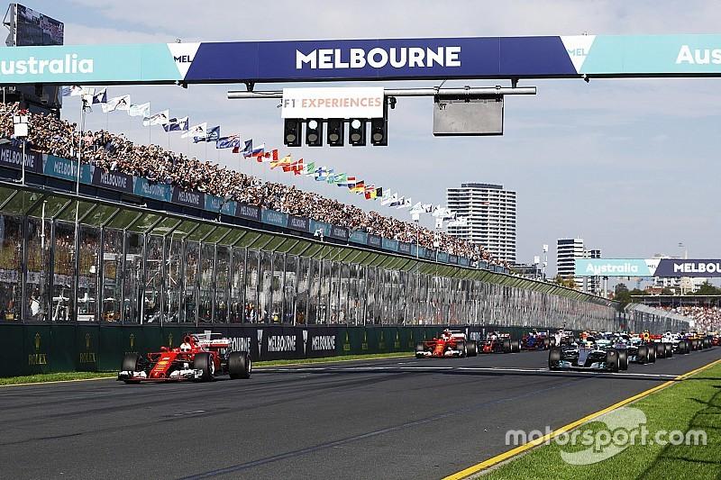 Championnat : les classements après le GP d'Australie