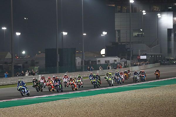MotoGP Гонщики MotoGP попросили заменить асфальт в Катаре