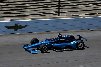 LIVE Video - I test IndyCar di Indianapolis