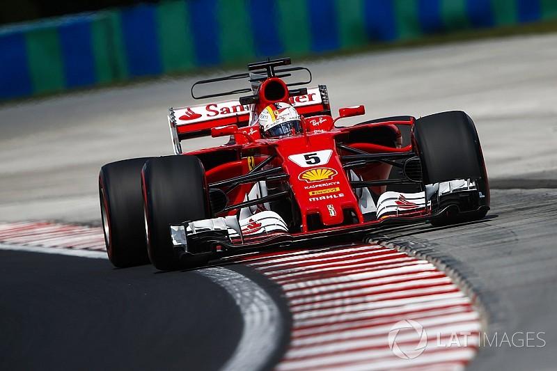 У Ferrari не вважають, що почали відставати від Mercedes