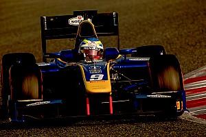 FIA F2 Actualités DAMS espère mener Rowland au titre F2