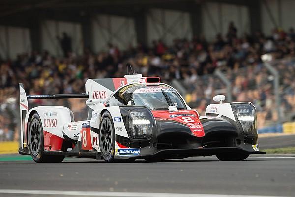 Le Mans 24 Jam: Nakajima dan Toyota tercepat di warm-up