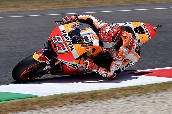 MotoGP 【MotoGP】マルケス「ムジェロで6位以上は無理だった」