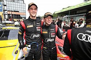 BSS Gara Frijns e Leonard conquistano il titolo Sprint Series al Nuburgring