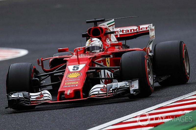 Ferrari: Vettel mette paura alla Mercedes di Hamilton che si sente rinata