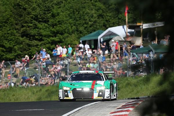 Endurance Raceverslag #29 Land Motorsport Audi wint 24 uur Nürburging na een zinderende slotfase