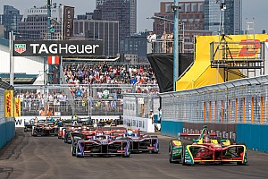 Formule E Actualités Une série de supertourisme électrique en support de la Formule E ?