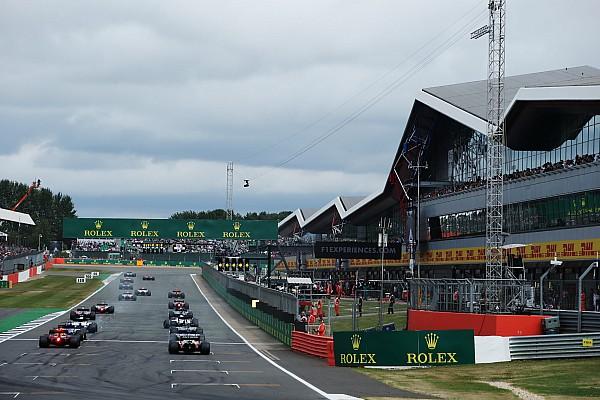 Formel 1 News Carey: Keine Eile bei neuem Silverstone-Deal