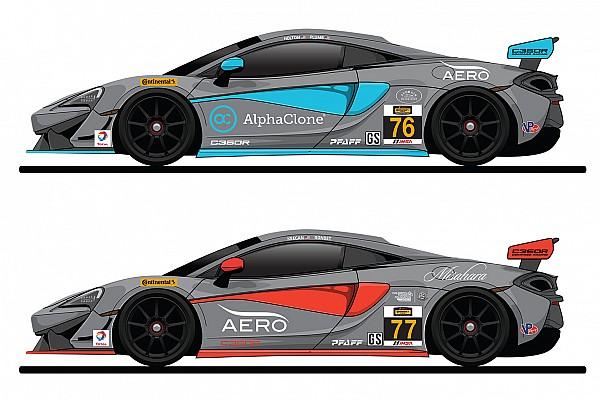 CTSC: C360R expands GS-Class effort and introduces McLaren 570S GT4
