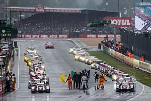 Le Mans Breaking news Le Mans maintains 60-car entry list for 2017