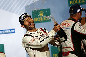 """WEC Breaking news Webber hails """"best victory"""" in WEC after Audi """"dropped the ball"""""""