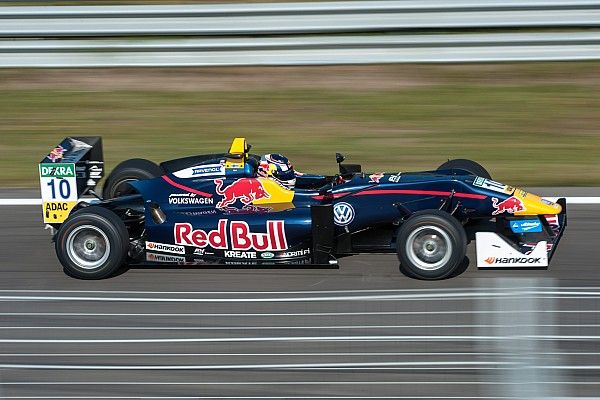 Formula Renault Red Bull adds Ticktum, Verhagen to junior roster