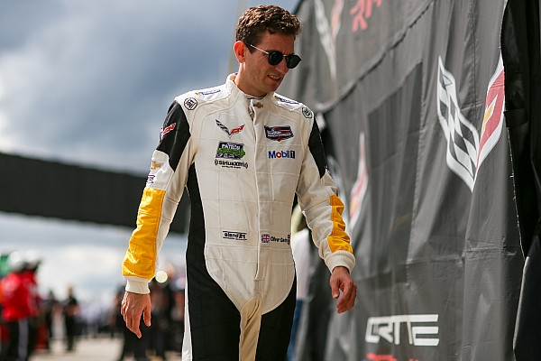 Gavin out of Supercars enduros
