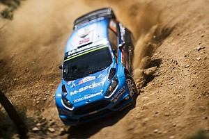 WRC Preview Sun, sand and speed, M-Sport seek success in Sardinia
