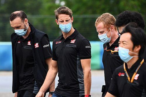 Grosjean Sudah Ukur Kursi F1 untuk Tes Perpisahan