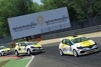 Clio Cup Italia: Misano terza tappa Esport Series e Press League
