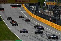 Estiria: parrilla de salida si la lluvia deja sin sábado a la F1