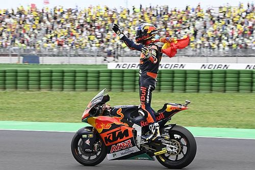 Raul Fernandez Nilai Pindah ke MotoGP Lebih Gampang daripada Moto2