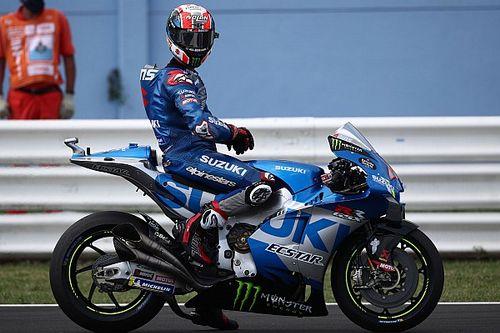 Rins topt warm-up voor Grand Prix van San Marino