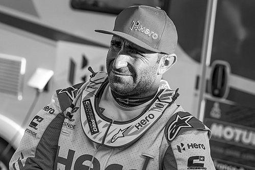 Veteran rider Goncalves dies in Dakar accident