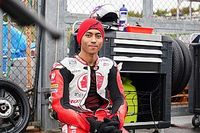Asya Talent Cup sürücüsü Munandar, Sepang'daki kazada hayatını kaybetti