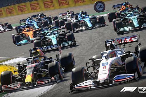 F1 2021 se montre davantage avant sa sortie