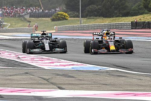 """Mercedes F1 verliest Franse GP op inschattingsfout: """"Er was geen marge"""""""