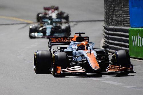 迈凯伦暂时没计划再次使用海湾石油F1涂装