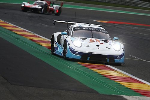 Les Porsche de Project 1 ne prendront pas le départ des 6H de Spa