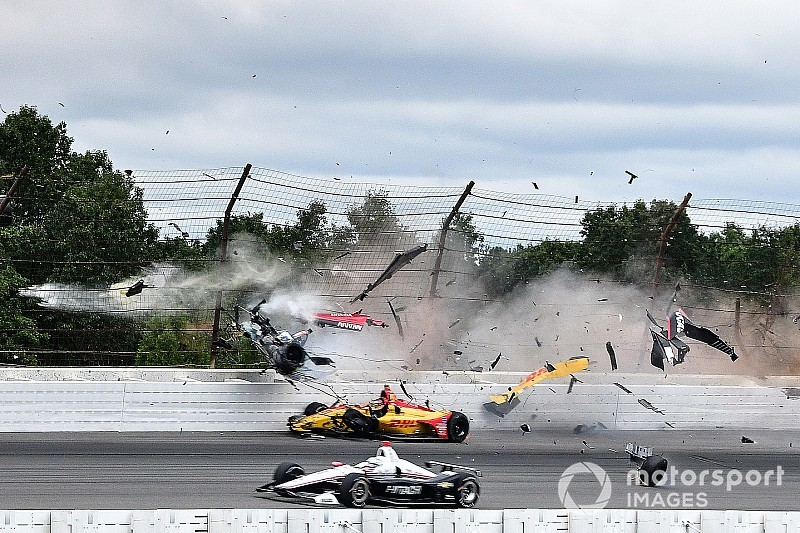 Q&A: IndyCar's Frye on Wickens shunt and consequences