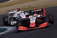VIDEO: el debut de Calderón en la Súper Fórmula japonesa