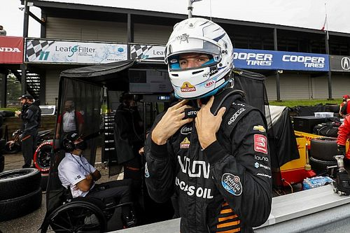 Askew to sub for injured VeeKay at IndyCar's Road America round