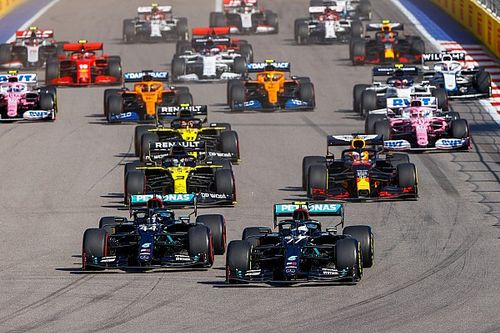 2021 F1 Russian GP – how to watch, session timings and more