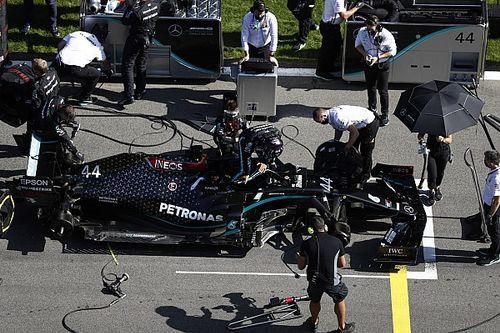 Hamilton déplore des règles qui changent pour maintenir le suspense